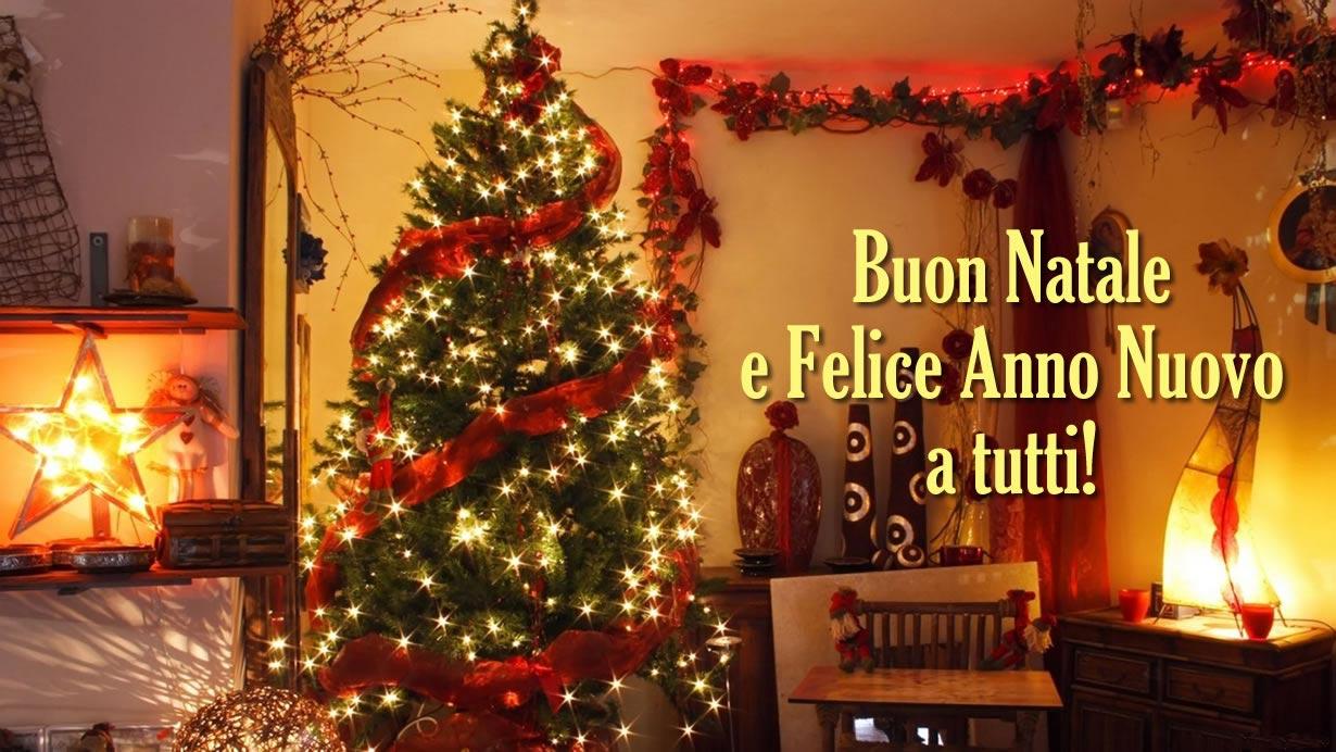 Frasi Natale E Buon Anno.Frasi X Augurare Buon Natale E Felice Anno Nuovo